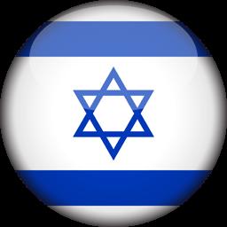 דגל ישראל עיגול