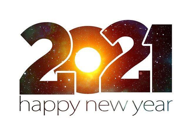 2021 שנה חדשה
