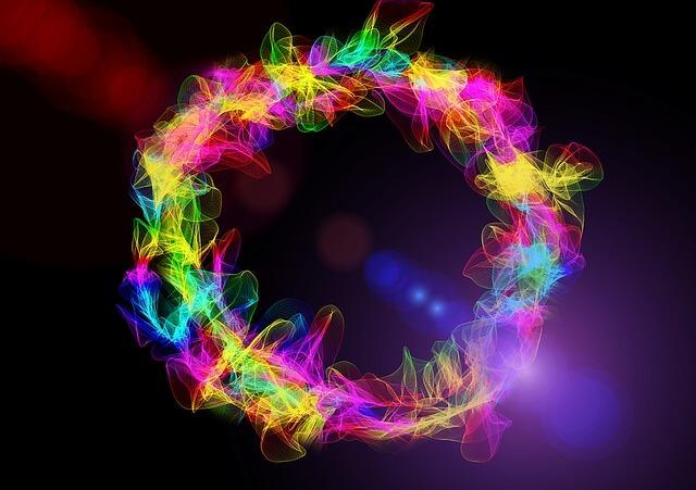 תמונה צבעונית מדהימה