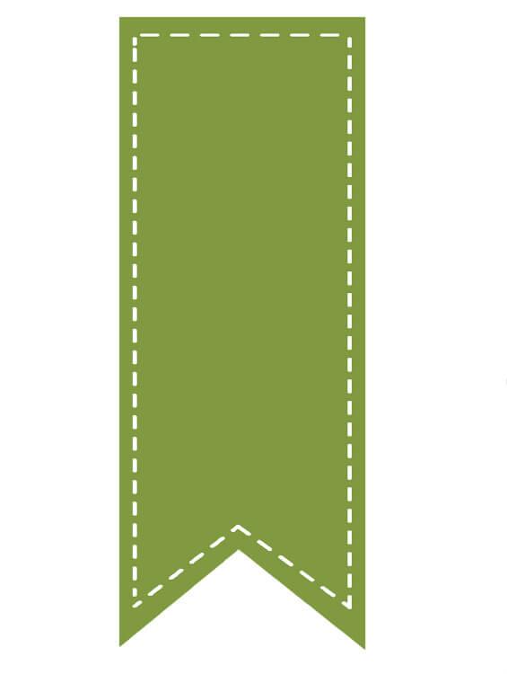 סימניה ירוקה