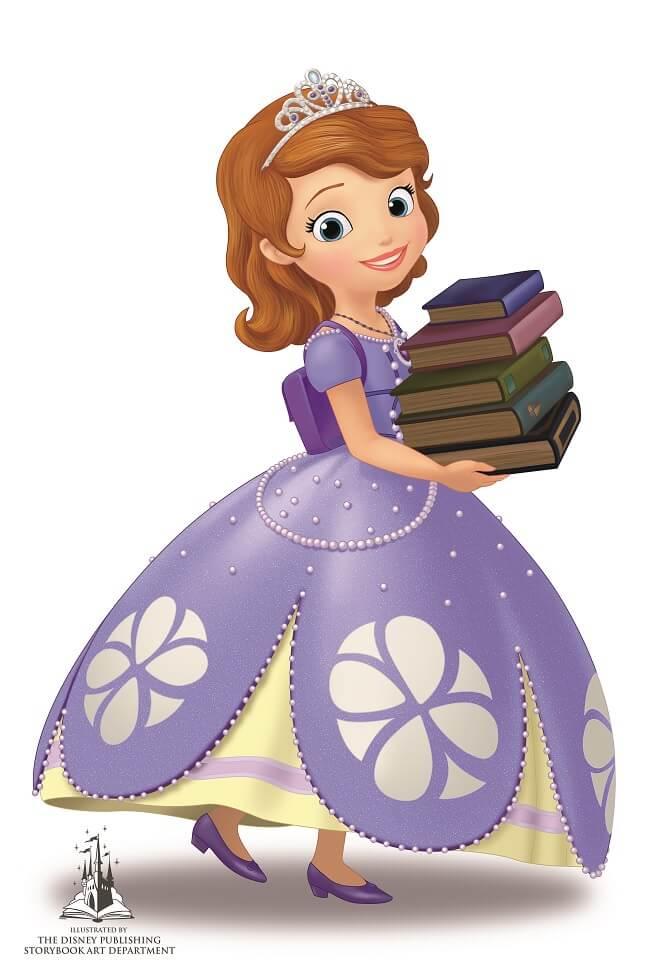 הנסיכה סופיה תמונה