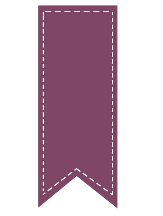 סימניה סגולה