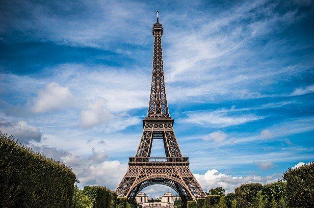 תמונה של מגדל אייפל