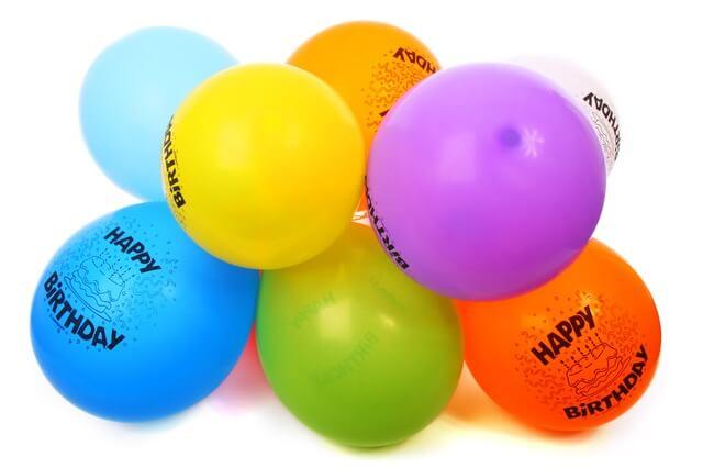 יום הולדת בלונים 2