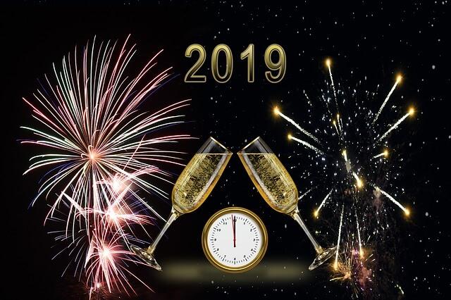 2019 שנה חדשה