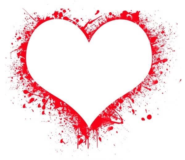 לב מצבע