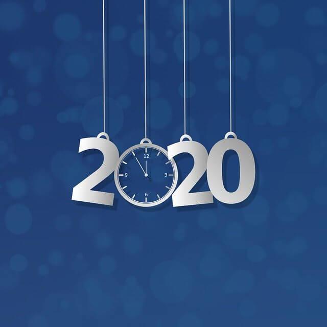 2020 שעון