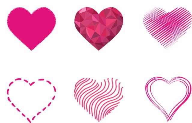 לבבות להורדה