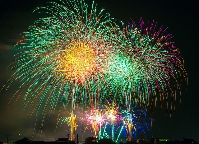 זיקוקים יום העצמאות