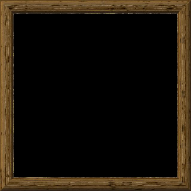 מסגרת עץ לתמונה
