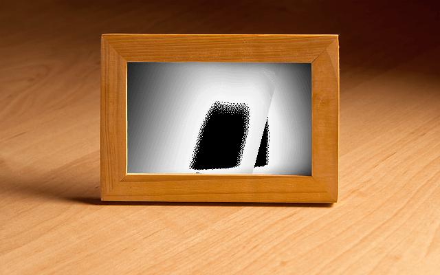 מסגרת לתמונה רקע שקוף