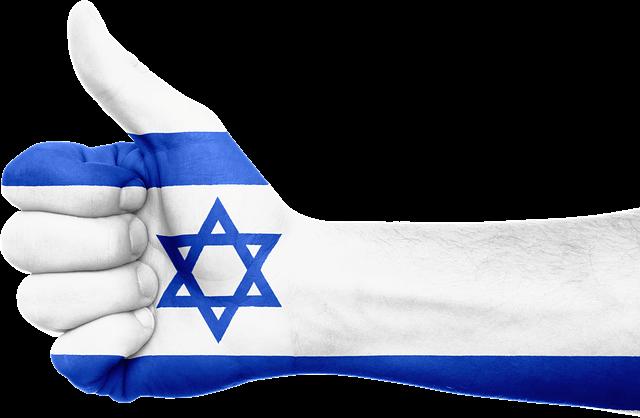 לייק דגל ישראל