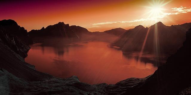 טבע - אגם