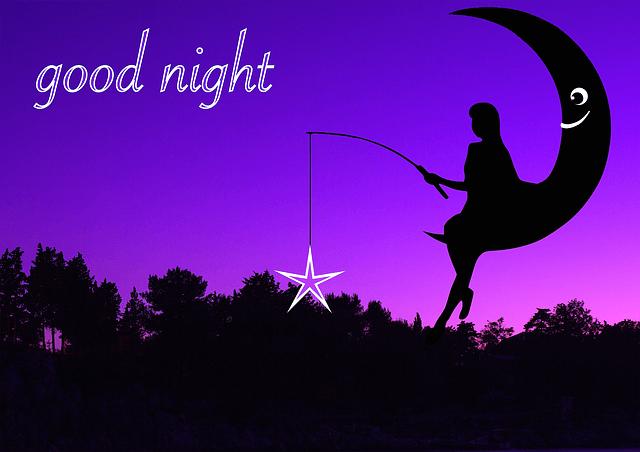 לילה טוב באנגלית
