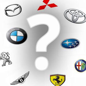 לוגואים של רכבים