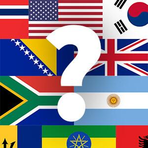 זיהוי דגלים - עולמי