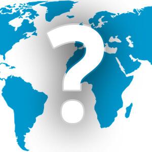 מאיזה יבשת המדינה?- משחק חדש