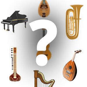 לימוד כתיבת כלי הנגינה באנגלית