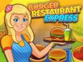 ניהול מסעדת המבורגר