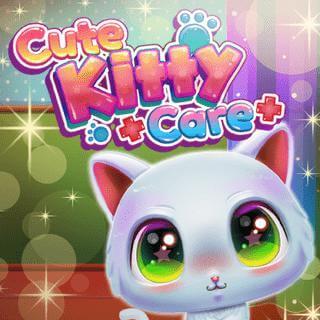 משחק טיפול בגור חתולים חמוד מאוד , טפלו בחתול קלחו אותו ועשו אותו לחתול הכי יפה שיש