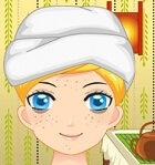 טיפול פנים עם תה