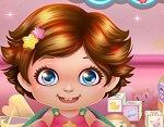 טיפול בתינוקת - לילי- משחק חדש