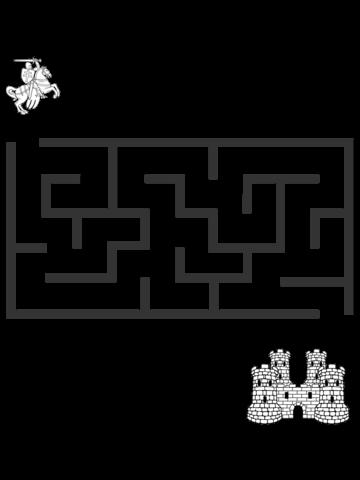 אביר וטירה