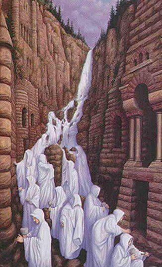 מפל נזירים