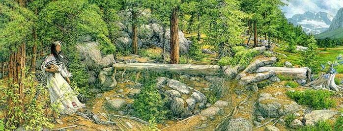 חלילן ביער