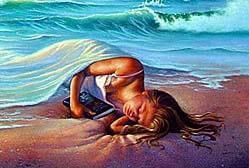 שמיכה או ים