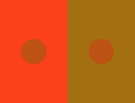 אשליה של צבעים