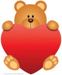 כרטיס ברכה דובי מח...