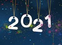 שנת 2021 !!! שנה טובה ושמחה