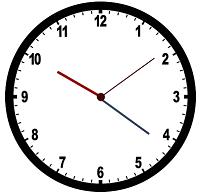 שעון מחוגים אונליין