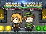 מבוך במגדל